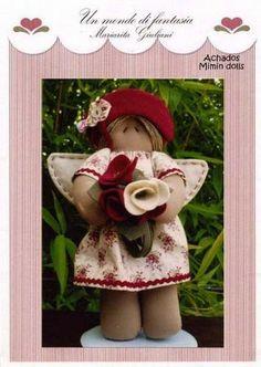Mimin Dolls: feltro