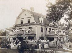 The R. O. Deming House, Oswego, KS