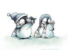 Illustrations by Elisa Moriconi at Coroflot.com