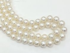 White South Sea Pearls Natural Pearls Original by gemsforjewels