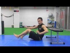 51.【筋トレ】1分間〜ながらトレーニング -Shoulder-Elevated Hip Thrust-