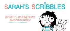 Sarah's Scribbles home