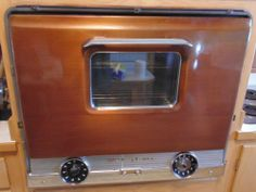 Vintage Kitchen 1950's Westinghouse Wall Oven / Stove Works!