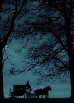 the legend of sleepy hollow, headless horseman, ichabod crane, katrina van tassel, witchcraft