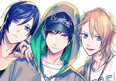 B-PROJECT THIRVE