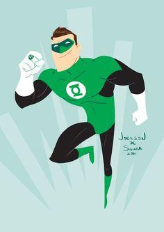 Hal Jordan - By: Joelson de Souza