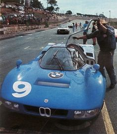 BMW Powered Furia: Six Furia were built in Brazil, by Toni Bianco, all with different engines.  Externally they resemble his later, Volkswagen powered Bianco S.