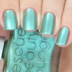 Rescue Beauty Lounge Galaxy Glue | R29 x Rescue Beauty Lounge Collection | Peachy Polish
