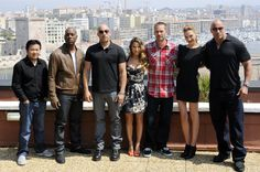 """Pin for Later: The Furious 7 Cast's Most Moving Quotes About Paul Walker Dwayne """"The Rock"""" Johnson The Rock Dwayne Johnson, Dwayne The Rock, Rock Johnson, Furious 7 Cast, The Furious, Fast And Furious, Paul Walker Death, Paul Walker Family, Gal Gadot"""