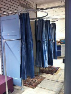 Paskamers gerecycled materiaal 'het goed' Geldrop