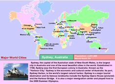 World Geography | Interactive Maps | Activities for Kids «