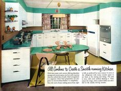 Praise-winning kitchens by Republic Steel Corp. (1956) | Flickr - Photo Sharing!