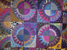 Another one of Karen Stone's quilts.
