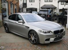2014 BMW 4.4 M5 4dr M DCT 30 Jahre M5 - 1/30 UK Cars Petrol GUILDFORD - Top Marques