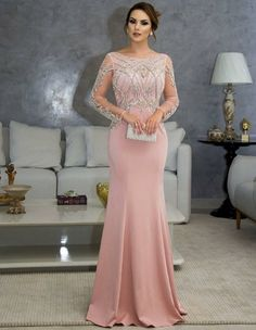 740805 Pink and Majenta color family Embroidered Sarees, Party Wear Sarees in Net fabric with Lace, Machine Embroidery, Stone, Thread work with matching unstitched blouse. 15 Dresses, Elegant Dresses, Fashion Dresses, Bridesmaid Dresses, Mother Of Groom Dresses, Mothers Dresses, Mom Dress, Lace Dress, Vestido Dress