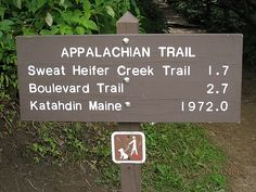 Hike the Appalachian Trail.