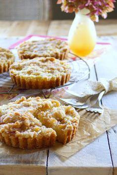 Apple Cake Tartlets via @Patty Markison Price / Patty's Food