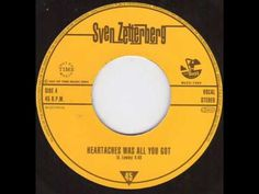 Sven Zetterberg - Heartaches was all you got - Nice mid tempo Northern Soul tune Northern Soul, All Songs, Keep The Faith, Music Therapy, Photography Projects, Soul Music, Motown, Music Lovers, Crossover