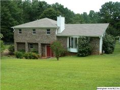 Looking for 3 beautiful level and fenced acres?! Check out this great home! #realestate #bham