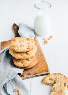 pindakoeken #peanutcookies