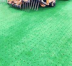 Аэрационная машина для поля