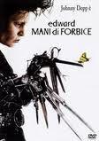Edward mani di forbice   Tim Burton  1990  giudizio:  ★★★☆  grafica copertina:  ★★