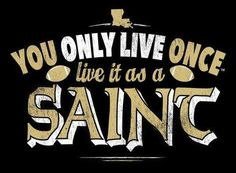 New Orleans Saints Football, New Orleans Saints Shirts, Nfl Saints, Football Talk, Best Football Team, Football Sayings, Football Crafts, Football Season, Football Players