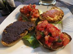 Bruschetta - Bella Roma: I'm Basically Lizzie McGuire