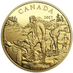 Gold is an extremely valuable metal, which you are already aware of. Because of that, buying and selling gold can be a way to make and retain wealth over the years. Gold can be purchased in bouillon, coins and a few other ways. Gold coins can be. Canadian Coins, Canadian History, Bullion Coins, Gold Bullion, Gold Money, Gold And Silver Coins, Gold Stock, Gold Tips, Canadian Artists