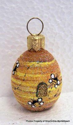 Patricia Breen 2629 Miniature Egg Beeskep Year 2006 | eBay