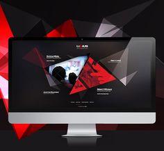 Linius - Video Virtualization Engine by Meentor , via Behance