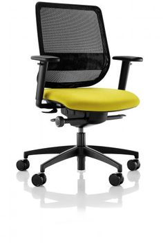 Combining maximum support and ergonomic excellence, the Lily mesh-back is an aesthetically striking task chair offering a superior level of comfort. Student Office, Executive Office Chairs, Ergonomic Office Chair, Interior Inspiration, Office Decor, Lily, Contemporary, Furniture, Boss