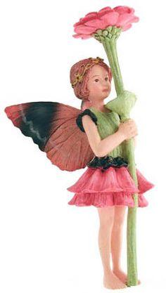 ZINNIA Fairy Figure