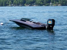 replica of a late Hydrosteam Fast Boats, Cool Boats, Speed Boats, Small Boats, Power Boats, Show Boat, Ski Boats, Ski Racing, Pine Island