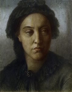 Christina Rosetti - by her brother Dante Gabriel Rossetti Discover the coolest shows in New York at www.artexperience...