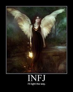 INFJ - light the way