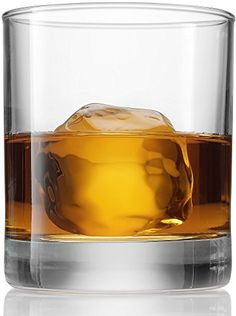 Lowball Glasses Set of 6 Paksh Novelty Italian Weighted Bottom Small Old Fashioned Whiskey Glasses for Wine, Scotch, Cocktails, Juice, and Water - Piece Set] 6 ½ Ounce