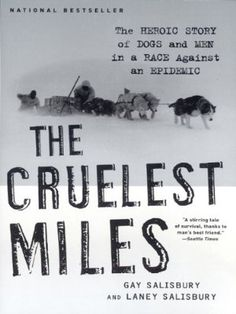 Think I need to read this one about the Iditarod