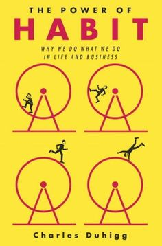 My next book. According to Duhigg (investigative reporter, New York Times), if people can understand how behaviors became habits, they can restructure those patterns in more constructive ways. Seems like a great thing to learn how to do...or not to do!  #books #reading