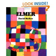Elmer (Elmer Books): David McKee: 9780688091712: Amazon.com: Books