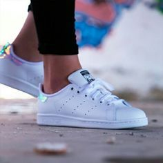 new arrival 46120 0fe8f Image result for Adidas Stan Smith Hologram Heel Iridescent