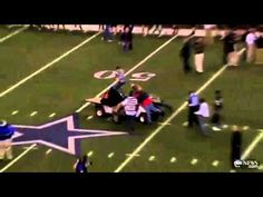 Golf Cart Fail This runaway vehicle wreaked minor on-field havoc following a high school football championship in Texas last December. But a heroic bystander hopped aboard and put on the brakes. No casualties occurred, and the clip immediately became Internet legend