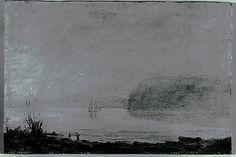 Hook Mountain, Hudson River  Reynolds Beal  (1867–1951)