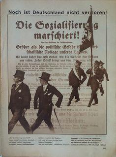 John Heartfield - Noch ist Deutschland nicht verloren!, Arbeiter Illustrierte Zeitung (Germany is not yet lost!, from the Workers' Illustrated News), Vol. 9, No. 41, 1930