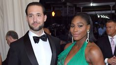 Serena Williams And Husband Alexis Cradle Adorable Baby Daughter In Gorgeous White Dress At Their Wedding - Check Out The Cute Family Snap! #AlexisOhanian, #SerenaWilliams celebrityinsider.org #Sports #celebrityinsider #celebrities #celebritynews #celebrity #sportsnews