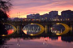River Po Sunset #Turin #Torino