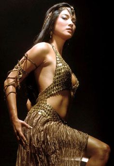 Kelly Hu Scorpion King Slip | kelly hu kelly ann hu born february 13 1968 is an american actress and ...