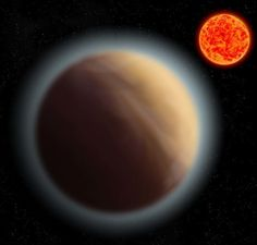 The planet GJ 1132b clings on to its atmosphere despite orbiting a small, active star … and that's important.