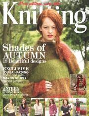 Knitting 110 2012 12 Love Knitting, Simply Knitting, Knitting Books, Hand Knitting, Loom Knitting Patterns, Crochet Pattern, Knit Crochet, Knitting Ideas, Knitting Magazine