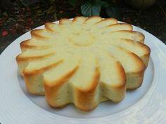 Gâteau fromage blanc et pommes